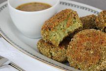 cucina  vegetariana / Sfiziose polpette