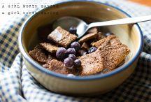 Food paleo/gluten free / by TuftyGeorge