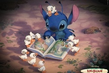Stitch is pretty much awesome / Even though I'm older than 4 or 5 6 I still like him:)