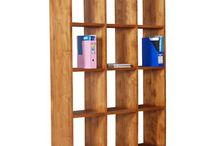 Rhodes Bookshelf- 12 Compartments