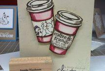 Cards~Coffee & Tea