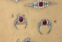 ring designs rubies