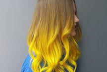 Cool haircolor