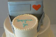 Bridal Shower Cakes / Bridal Shower Cakes done by The Night Kitchen Bakery