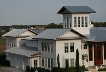Metal Roofing / Here is a collection of some of our past and present metal roofing (and standing metal seam roofing) in and around Orlando!