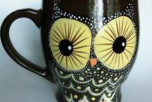 Кружки и Со / Ceramic painting