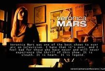 Veronica Mars <33333333333 / by Jenna Saylor