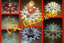 Le Maddine e il Natale / Handmade Christmas creations