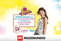 Concurso Soy Luna!