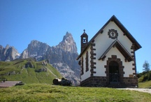 Churches Primiero Trentino Dolomites / A collection of photos of our churches