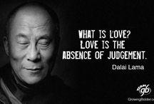 Dalai Lama ❤️ / by Alisha Conn