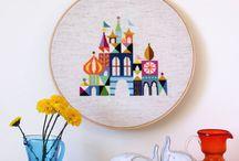 Cross Stitch / by Brenda - Just a Bit Frayed