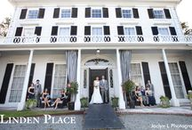 Real Weddings: Linden Place