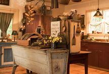 Home/Country/ Decor / by Danielle Shaffer Wright