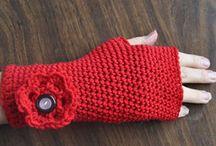 DIY - Gloves, Scarves & Cowls etc
