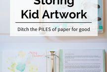 kid artwork
