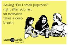Hahahahahahaha! / by Terri Barlow