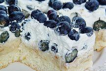 ciasto borowkowe