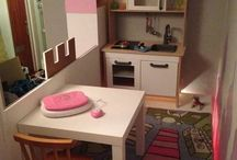 Lastenhuoneen remontti
