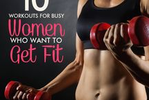 Busy Women and Workouts