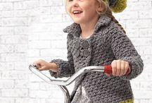 For Kids: crocheting