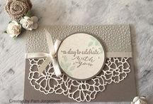 So Detailed thinlits, So in Love Stampin Up