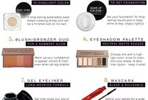 makeup products for journeys