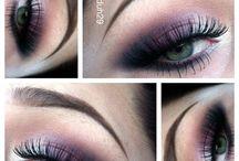 Makeup / by Meranda Campbell