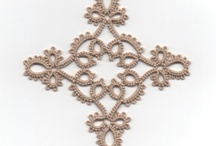 tatting frivolite frywolitka cross