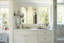bathrooms / by Erika Wright