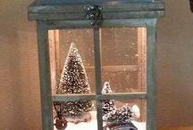 Dekoration für Weihnachten