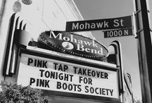 Pink Boots Events!