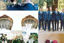 Pantone 2017: Lapis Blue Wedding