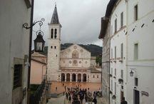Spoleto, Olaszország, Italy, Tizi Travel / Bájos Spoleto Róma közlében. Világörökségi védelem  és remek nyári fesztivál.