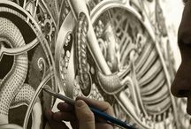 Samuel Gomez / Samuel Gomez is an artist living and working in New York City.
