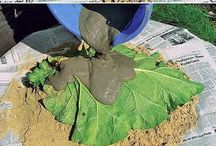 concreate leaf