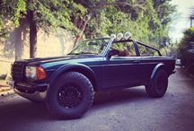 off road Benz