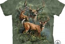 Szarvas The Mountain pólók