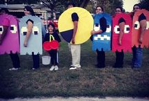 Group Costume Ideas for Halloween / Epic costume ideas for groups, families, and couples.