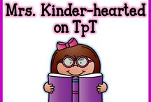 Mrs. Kinder-hearted TPT / All of my best products can be found here. :)