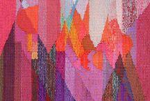 Gobelino y tapiz