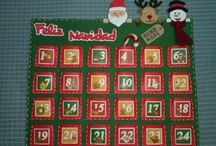 NAVIDAD - CHRISTMAS / Detalles para navidad realizados artesanalmente