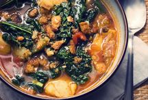 Fall & Winter Recipes  / Recipes for the cooler months, warming and dense!