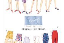 Patterns:  Pants