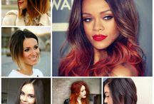 The 3 Rules Of Ombre Hair / 1. Tone is everything 2. Keep it healthy. 3. Trust your stylist.