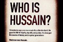 Al Hussain (as)