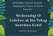 Eden Tourism Summit 2016 / The 2016 Eden Tourism Summit took place on Wednesday 19 October at the Tebay Services Hotel, Near Orton, Penrith.