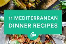 Mediterranean & Clean Eating