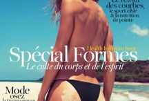 Covers & Editorials / by Nano Z