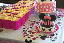 THB Events - Minnie Mouse Clubhouse Party